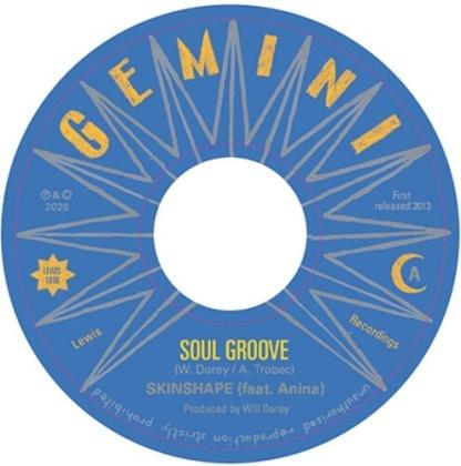 "Skinshape & Stally & The Breadwinners - Soul Groove/Riddim Box Dub (7"" Single)"
