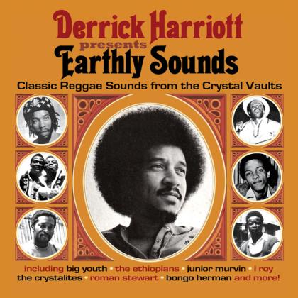Derrick Harriott Presents Earthly Sounds (2 CDs)