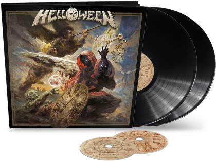 Helloween - Helloween (Earbook, Limited Edition, 2 LPs + 2 CDs)