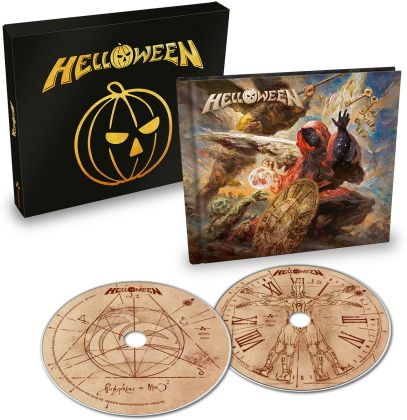Helloween - Helloween (Digipack, Limited Edition, 2 CDs)