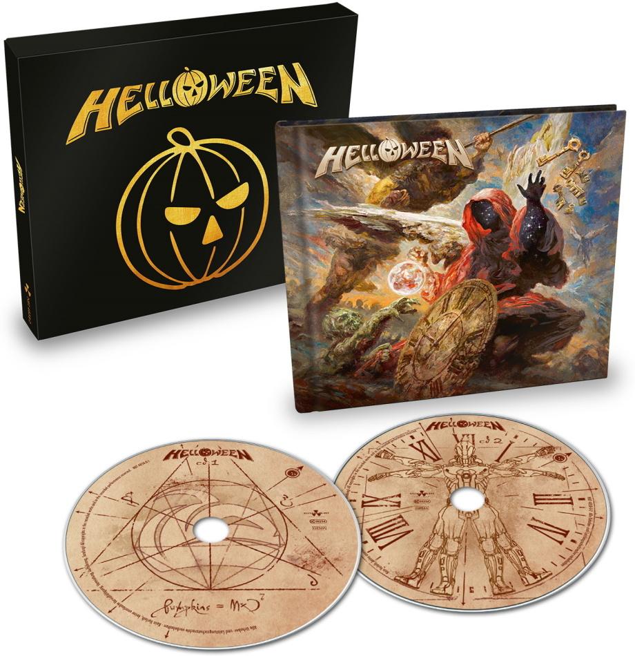 Helloween - Helloween (Digipack, Limited Edition, 2 CDs)