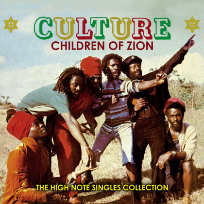 Culture - Children Of Zion (3 CDs)