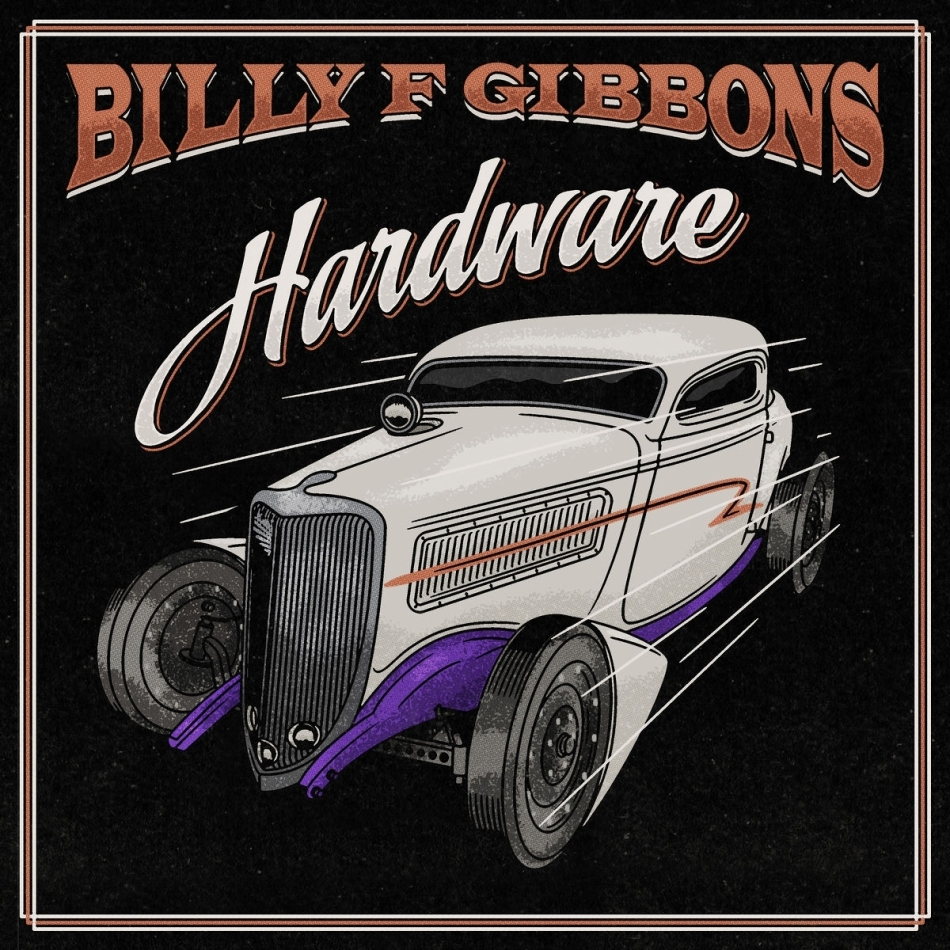 Billy F Gibbons (ZZ Top) - Hardware (LP)