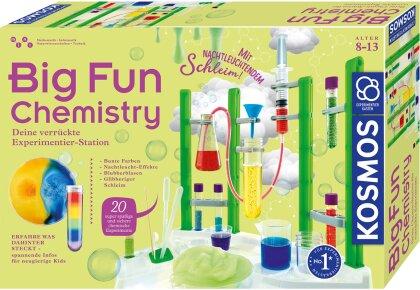 Big Fun Chemistry, d/f/i - Experimente,