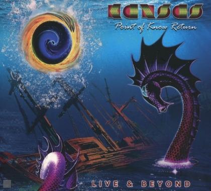 Kansas - Point Of Know Return Live & Beyond (2 CDs)