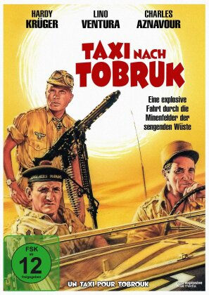 Taxi nach Tobruk (1960)