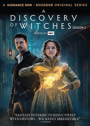 A Discovery of Witches - Season 2 (2 DVDs)