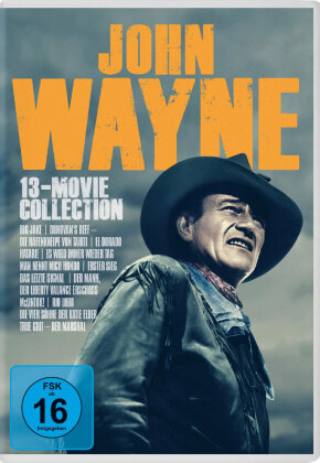 John Wayne - 13-Movie Collection (13 DVDs)