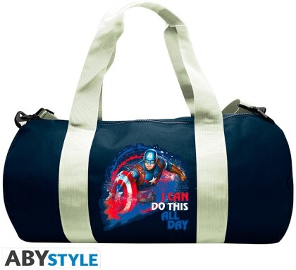 Sac de sport - Marvel - Captain America