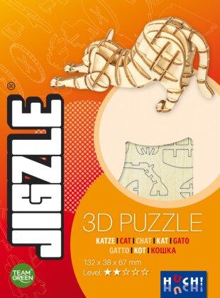 JIGZLE - Katze (Puzzle)