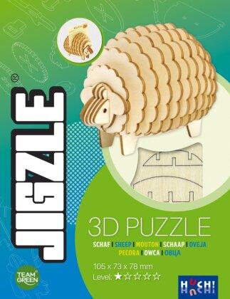 JIGZLE - Schaf (Puzzle)