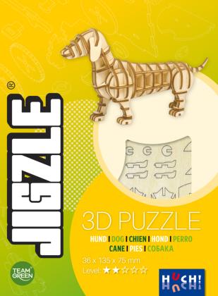 JIGZLE - Hund (Puzzle)