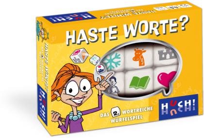 Haste Worte - Das 2.wortreiche Würfelspiel (Spiel)