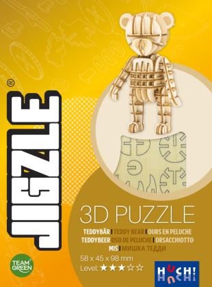 JIGZLE - Teddy Bear (Puzzle)