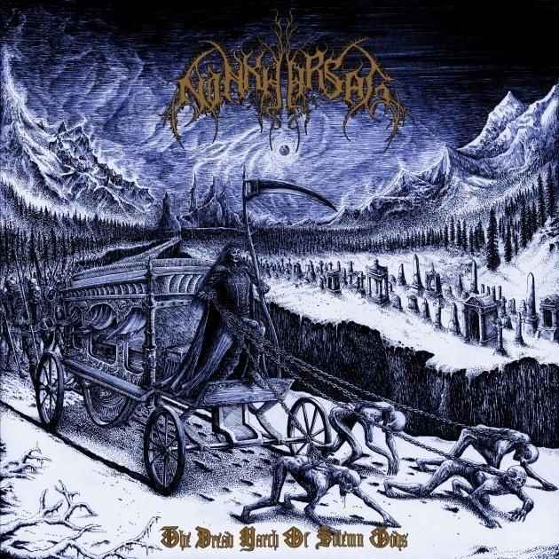 Ninkharsag - The Dread March Of Solemn Gods (LP)