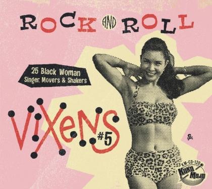 Rock And Roll Vixens Vol. 5