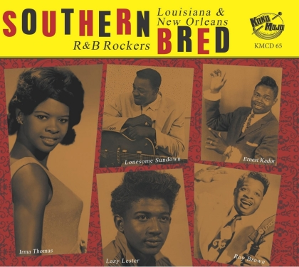 Southern Bred - Louisiana R&B Rockers Vol.15