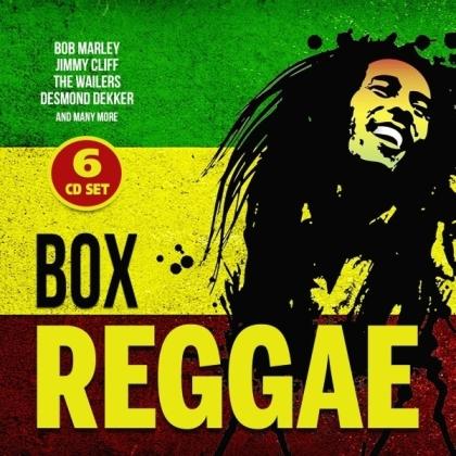 Reggae Box (SPV, 6 CDs)