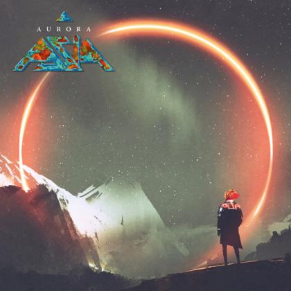 Asia - Aurora (LP)