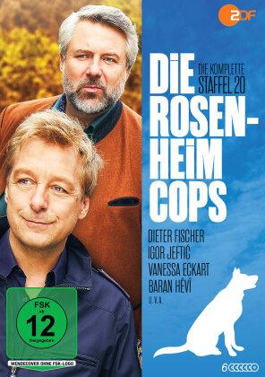 Die Rosenheim Cops - Staffel 20 (6 DVDs)