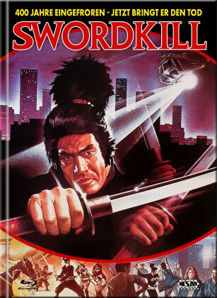 Swordkill (1984) (Cover A, Limited Edition, Mediabook, Blu-ray + DVD)