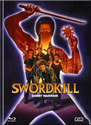 Swordkill (1984) (Cover B, Limited Edition, Mediabook, Blu-ray + DVD)