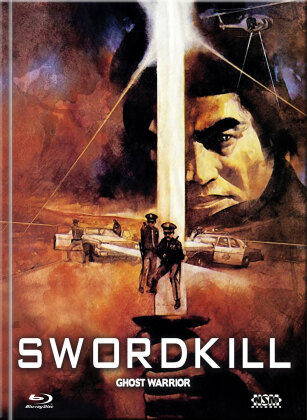 Swordkill (1984) (Cover D, Limited Edition, Mediabook, Blu-ray + DVD)