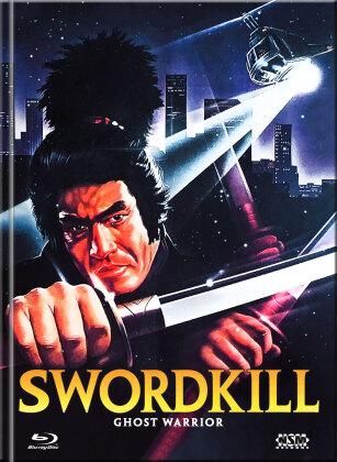 Swordkill (1984) (Cover E, Limited Edition, Mediabook, Blu-ray + DVD)