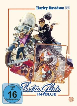 Electra Glide in Blue - Harley Davidson 344 (1973) (Limited Edition, Mediabook)