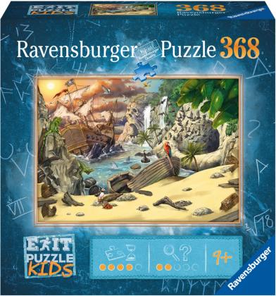 EXIT Puzzle Kids Das Piratenabenteuer (Puzzle)