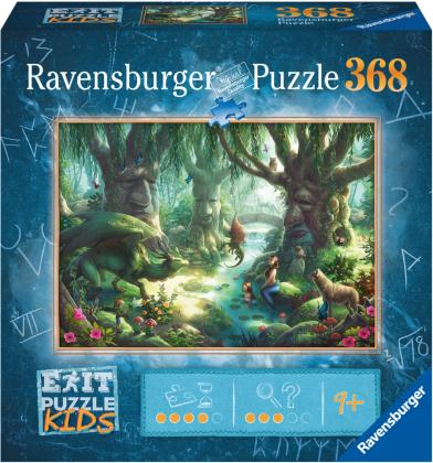 EXIT Puzzle Kids Der magische Wald (Puzzle)