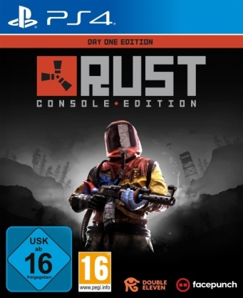 Rust (Day One Edition)