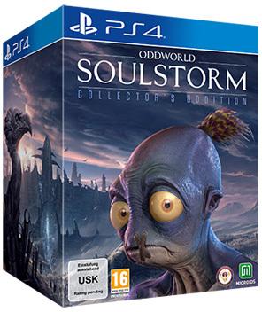 Oddworld - Soulstorm (Collector's Edition)