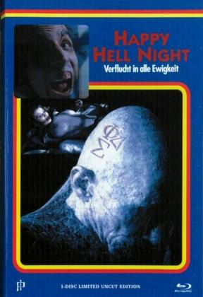 Happy Hell Night (1992) (Grosse Hartbox, Edizione Limitata, Uncut)