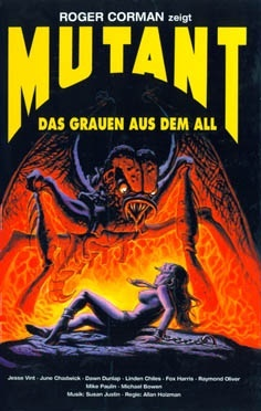 Mutant - Das Grauen aus dem All (1982) (Grosse Hartbox, Limited Edition, Blu-ray + DVD)