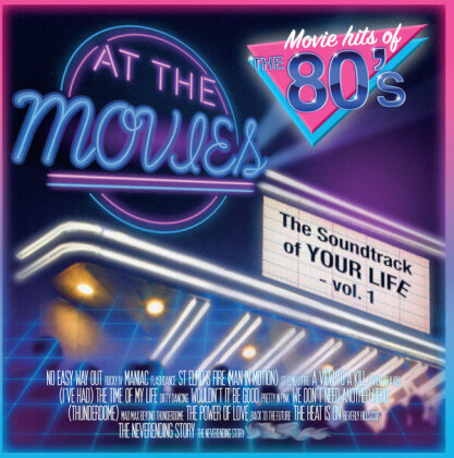 At The Movies - Movie Hits Of The 80's