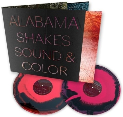 Alabama Shakes - Sound & Color (2021 Reissue, Deluxe Edition, 2 LPs)