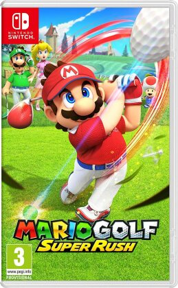 Mario Golf - Super Rush