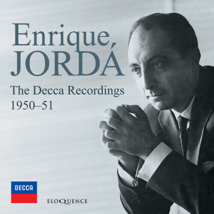 Enrique Jorda - Decca Recordings 1950-1951