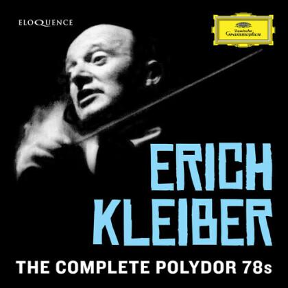 Erich Kleiber - Complete Polydor 78S