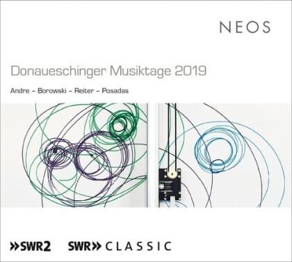 Donaueschinger Musiktage 2019