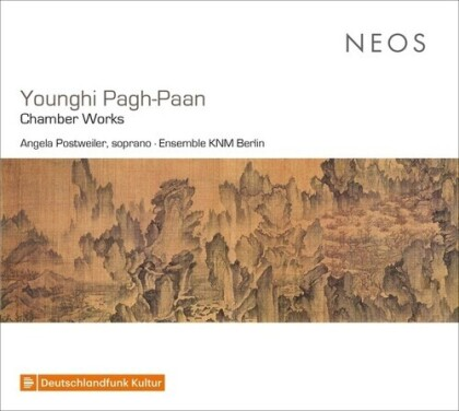 Younghi Pagh-Paan (*1945) - Chamber Works