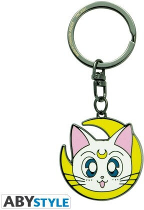 Porte-Clef Métal - Artemis - Sailor Moon