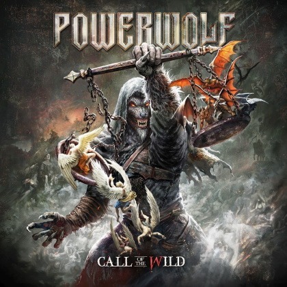 Powerwolf - Call Of The Wild (Mediabook, 2 CDs)