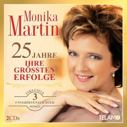 Monika Martin - 25 Jahre: Ihre größten Erfolge (2 CD)