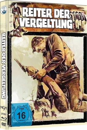 Reiter der Vergeltung (1960) (Mediabook, Blu-ray + DVD)