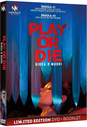 Play or Die - Gioca o muori (2019) (Midnight Factory, Limited Edition)