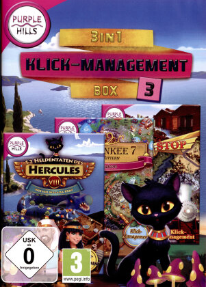 3 in 1 Klickmanagement Box 3