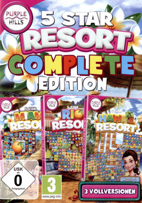 5 Star Resort Complete Edition