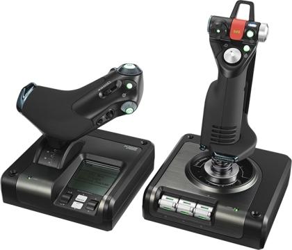 LOGITECH G Saitek, Pro Flight X52 Control System, USB, WW